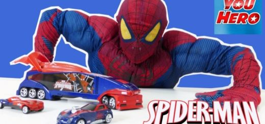 21-07-spider-man-cars-truck - копия